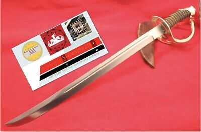 Luxury Champagne Sabre Steel d2 Sword 25 Inches Direct From Manufactures