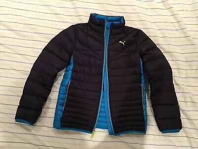 Puma Childrens Down/Feather Jacket