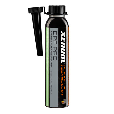 Xenum DPF PRO - cleaner for DPF, Turbo, Exhaust & Variable Geometry Vanes  350ml