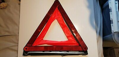 Road Safety Red Triangle Eu Approved Ece 27-Accident Hazard Breakdown Warning