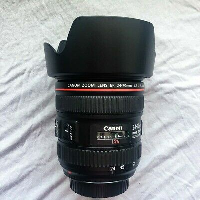 Canon EF 24-70mm f/4 L IS - USM