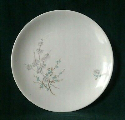 Johnson Brothers Snowhite Luncheon Plate Ironstone Salad Plate Breakfast Plate