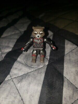 Walgreens Marvel Avengers Endgame Rocket Minimate Guardians of the Galaxy
