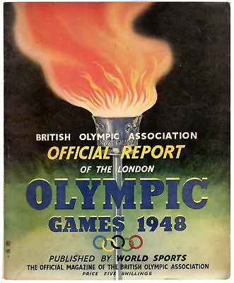 Official Report of the London Olympic Games : 1948, Bear, Cecil ( Edited By )