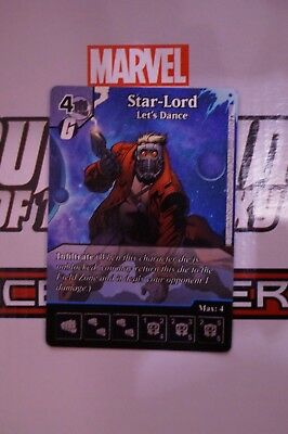 Dice Masters Guardians of the Galaxy - PROMO Star-Lord - Let's Dance