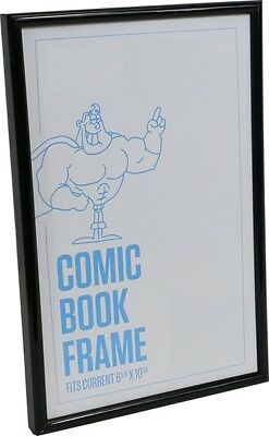 Set of 6 Comic Book Frames - Display (and protect) your favorite comics!