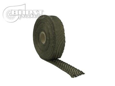 10m Heat Protection tape- Titanium - 25mm wide | BOOST products