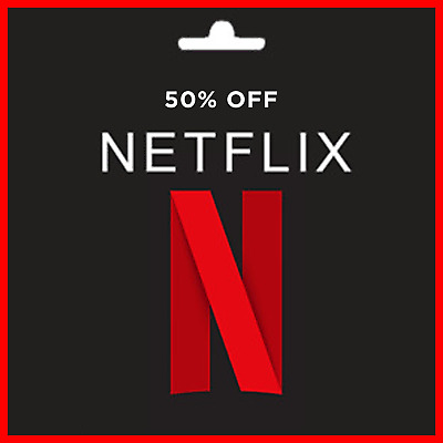How To get Netflix Gift Cards UP To 40-60% Off Discounted + BONUS Cash Back
