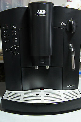 ▓▓   AEG Cafamosa  /  Jura E 40   ▓▓ •• TOP •• OVP   WORLDWIDE