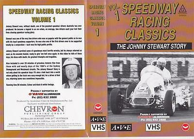 The Johnny Stewart  Story  Vhs Video Pal  A Rare Find Vintage
