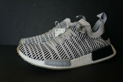 new product 60ff3 819f4 ADIDAS NMD R1 STLT Primeknit Ultra boost NBH yeezy 500 350 700 V2 Size 8  shoes