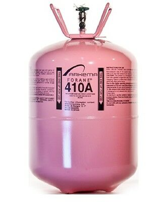 R410a, R-410a Refrigerant 25lb Forane, new Factory Sealed, Local pick up only