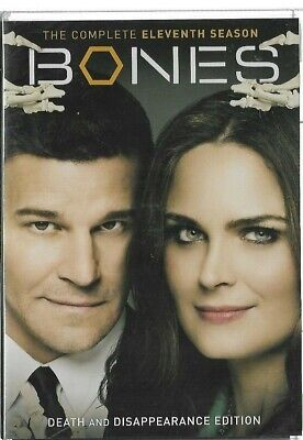 New Sealed - DVD - TV SERIES - BONES - SEASON 11