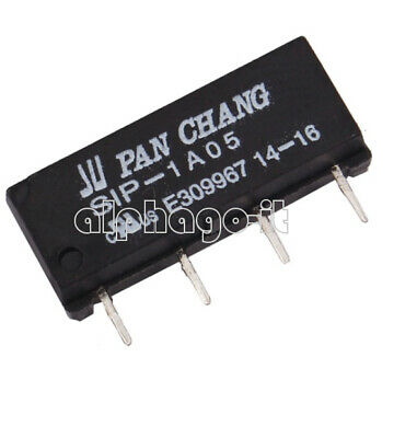 2/5/10PCS Reed-Relais Sip-1A05 5V Spannung IC Neue Develope DIY NEW