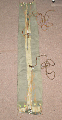 Wwii Us Army Complet Jungle Hammock Dated 1944