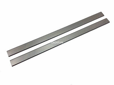 "Delta 12"" inch HSS Planer Blades Knives 22-547 for Delta 22-540 TP300 - Set of 2"