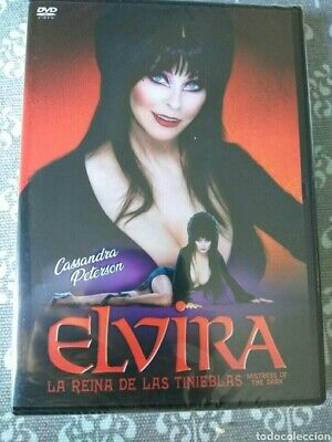 Pelicula dvd Elvira la reina de las tinieblas (mistress of the dark) nuevo