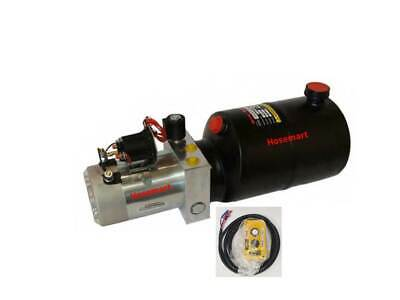 Hydraulic Power Pack P & T, Single or Dbl Acting 5.0 L/Min FREE POST AUSTRALIA