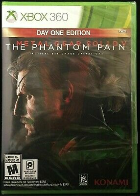 METAL GEAR SOLID V The Phantom Pain Day One Edition * Xbox