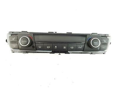 2012-2015 F30 BMW 3 Series HEATER CONTROL PANEL ASSEMBLY 64119384048