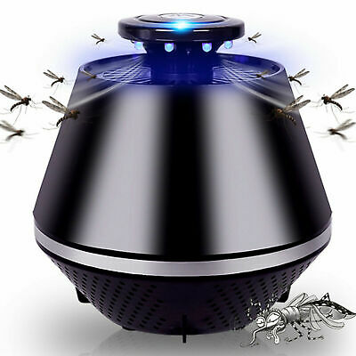 5.5W Insect Killer Mosquito Zapper Fly Bug Lamp Pest Trap Catcher UV Blue Light