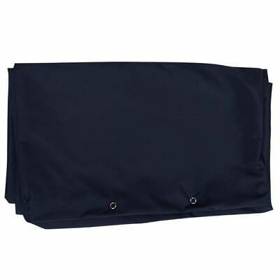 12 Foot Maternity Pillow Case Comfort U Shape Support Pregnancy - Navy