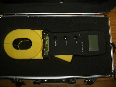 Bierer GRT-1000 - Ground Resistance Tester