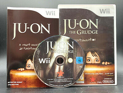 "Nintendo Wii Spiel"" Ju-On The Grudge "" Komplett"