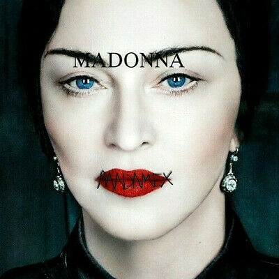 Madonna, Madame X [New CD, 2019] FIRST CLASS SHIPPING! United Way benefits 10%!