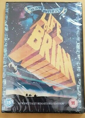 Monty Python's Life Of Brian (DVD, 2003) New Sealed