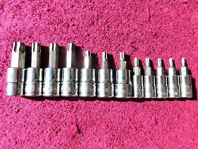 """and ½ Drive Torx Set KDT-80742 Brand New! 3//8/"""" ¼ 84 Pc"""