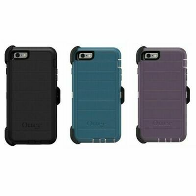 New OEM Otterbox Defender PRO Case for Apple iPhone 6 & iPhone 6s With Holster @