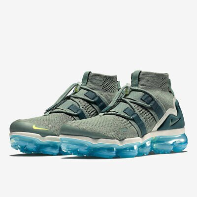 NEW Nike Air Vapormax FK Utility Men's Clay Green Faded Spruce AH6834-300