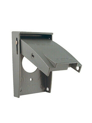 (Lot of 3) Bell Outdoor (5031-0) Single-Gang Device Cover