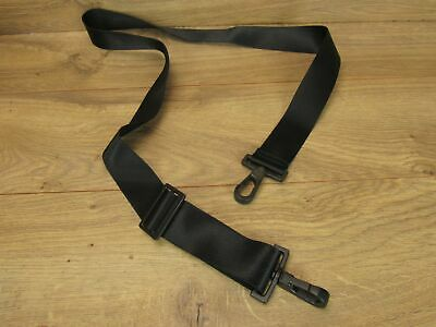 Briggs & Riley Black Luggage Tote Strap Carry On Replacement