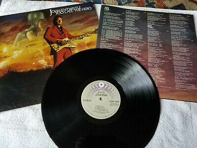 JOHN ENTWISTLE~Too Late The Hero~lp with Joe Walsh 1981 US Atco VG++ The Who