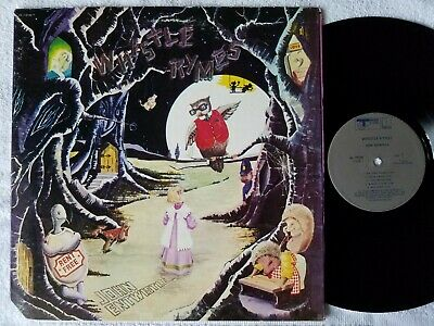 JOHN ENTWISTLE~Whistle Rymes~lp US Track Records DL 79190 gatefold The Who VG+