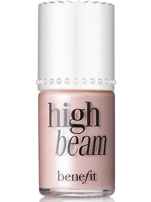 Benefit High Beam Satiny Pink Complexion Highlighter 10ml Highlighter RRP £22