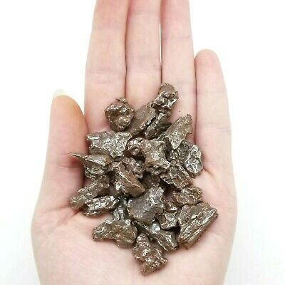 Meteorite, 150g of Small Fragments, from Campo del Cielo, Argentina