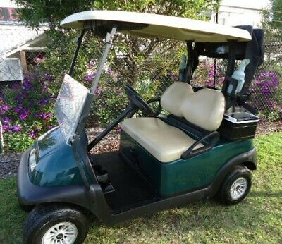 GOLF BUGGY / CART 2015 Club Car PRECEDENT - Great condition, Many extras
