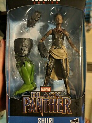 "Marvel Legends Shuri Avengers Endgame 6"" Action Figure Hulk BAF IN STOCK"