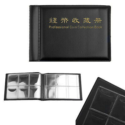 Collectors Coin Album for 96 Coins 50p Olympic Beatrix old 50p £2 £1 Folder Book