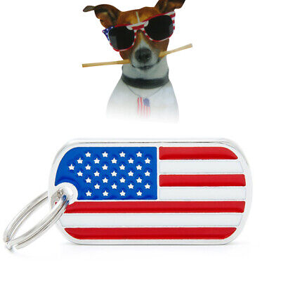 Deluxe Pet Tag Pet ID Dog Kitten Puppy Cat Name Pet Tags Pendant Pet Supplies