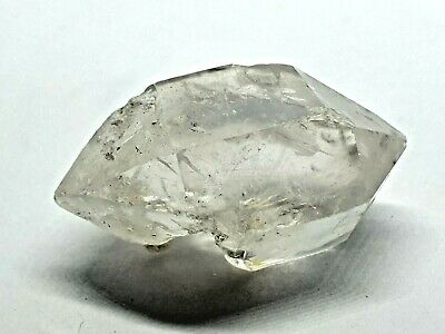 Raw Rough Herkimer Diamond Inclusions as Pictured Washed Only - 12.9 gram Sphq11