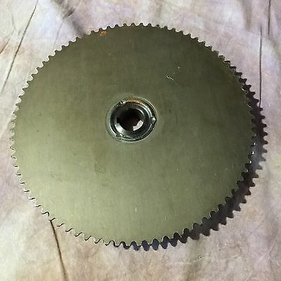 lot of 6 industrial steampunk Decor metal gear sprocket steampunk lamp base