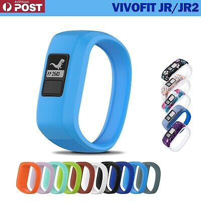 GARMIN Replacement VIVOFIT JR JR 2 Band Silicone Wrist Strap Junior Fitness Band