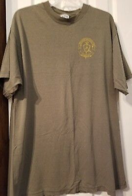 Vintage Global XL 26th Expeditionary Unit Fleet Marine Force Green Tshirt