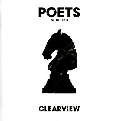 CD: Poets Of The Fall – Clearview (2016) Fast FREE U.S. Shipping