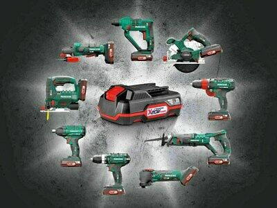 PARKSIDE 20V,Cordless Battery 2AH,PAP 20 A1 Compatible With X 20V Series Tools*