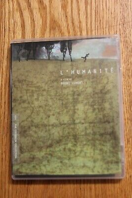 L'Humanite (1999) Criterion Collection Blu-ray Bruno Dumont